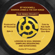 Sharon Jones & The Dap Kings…The Remix Project