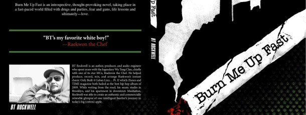 Burn Me Up Fast paperback layout is complete!!