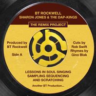 Sharon Jones & The Dap-Kings...The Remix Project Cover Art cover
